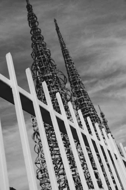 Los Angeles Watts Towers