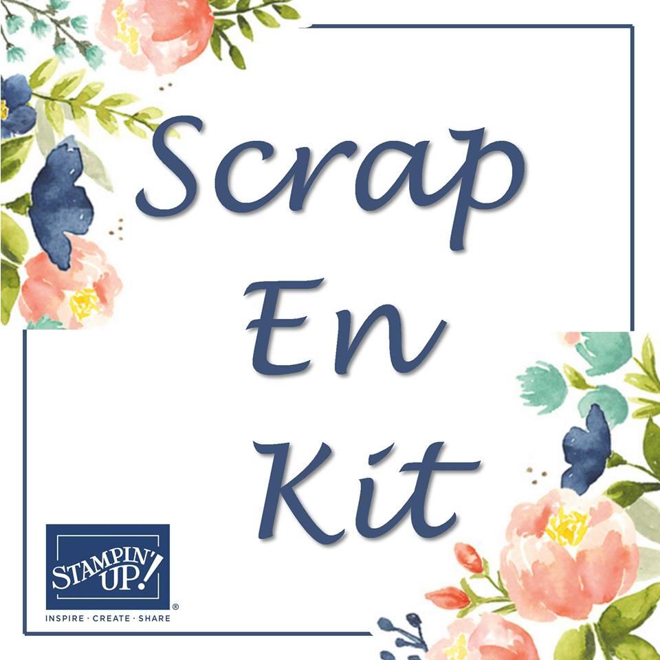 Scrap en kit : tous les mois un nouveau kit