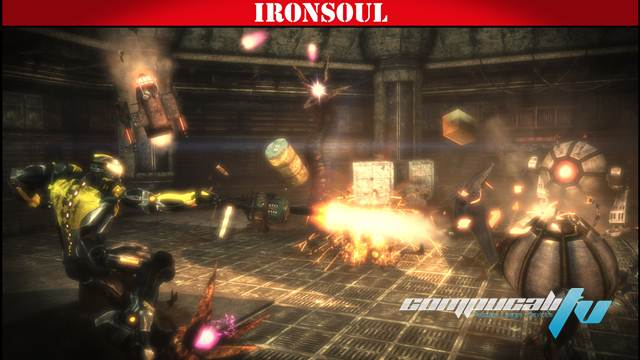 Iron Soul PC Full