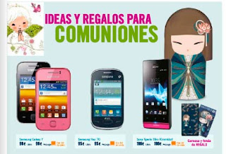 ideas regalos comuniones