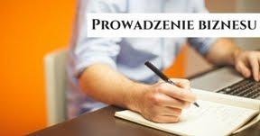 Własna firma - zakładanie i prowadzenie
