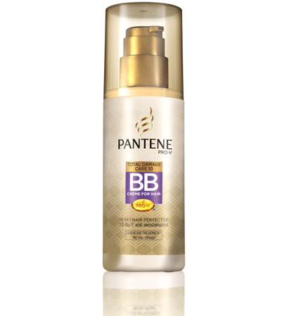 pantene total damage care bb creme review
