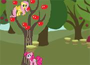 My little Pony jugo de manzana
