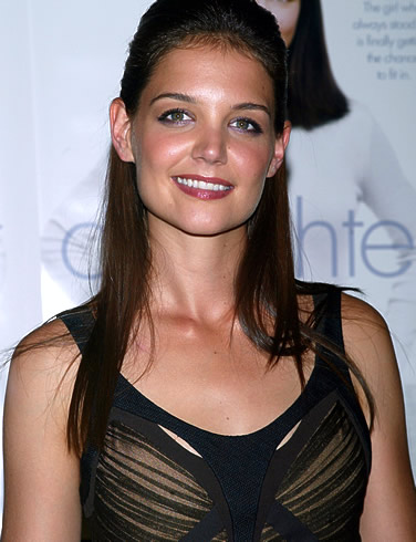 World Famous Celebrities: Katie Holmes Appearing in Ad ...  Katie Holmes