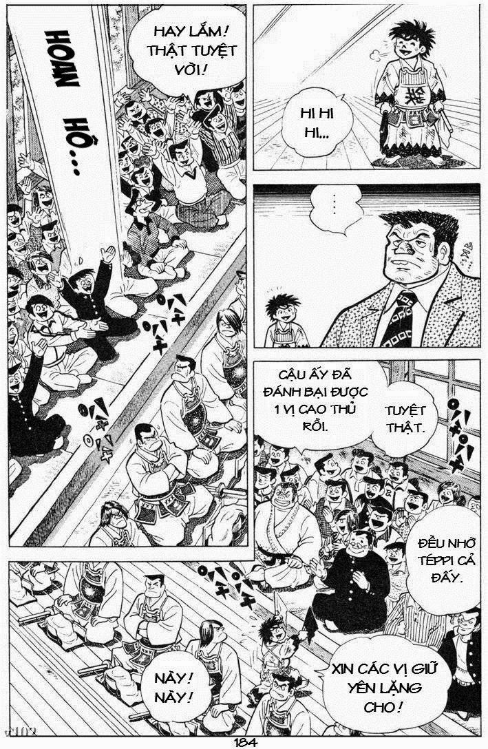 Siêu quậy Teppi chap 96 - Trang 48