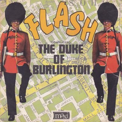 Duke Of Burlington Flash Devils Trillo