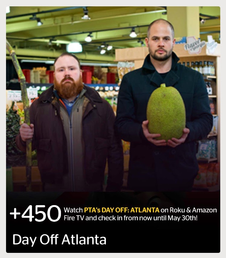 PTA's Day Off: Atlanta