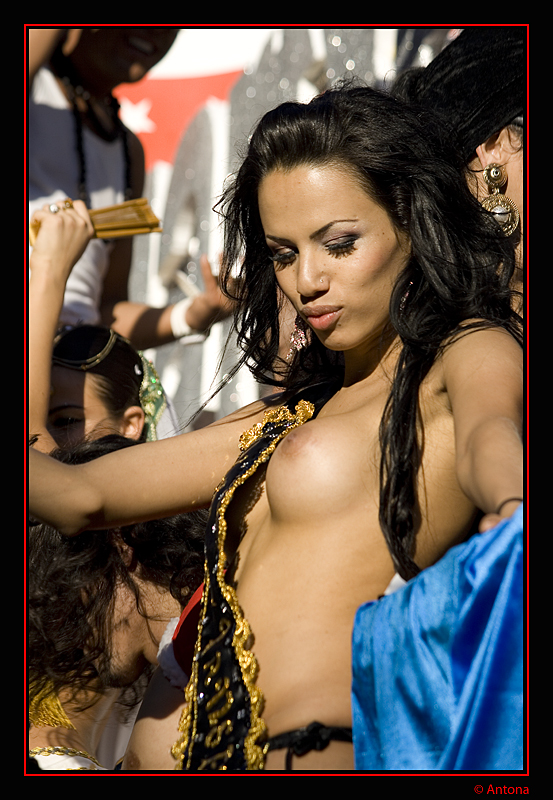 ... Policía Municipal) celebraron en Madrid la fiesta del 'Orgullo Gay 2008' ...