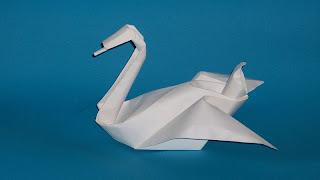 Beautiful Amazing Origami Art of paper photo picture