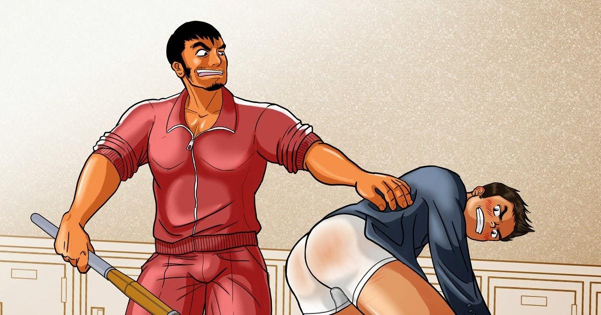 gay spanking blog