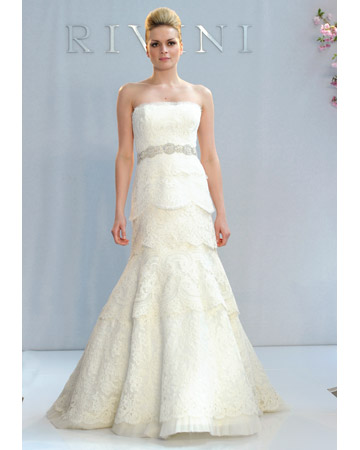 Some Models Dress Women: Rivini Bridal Collection