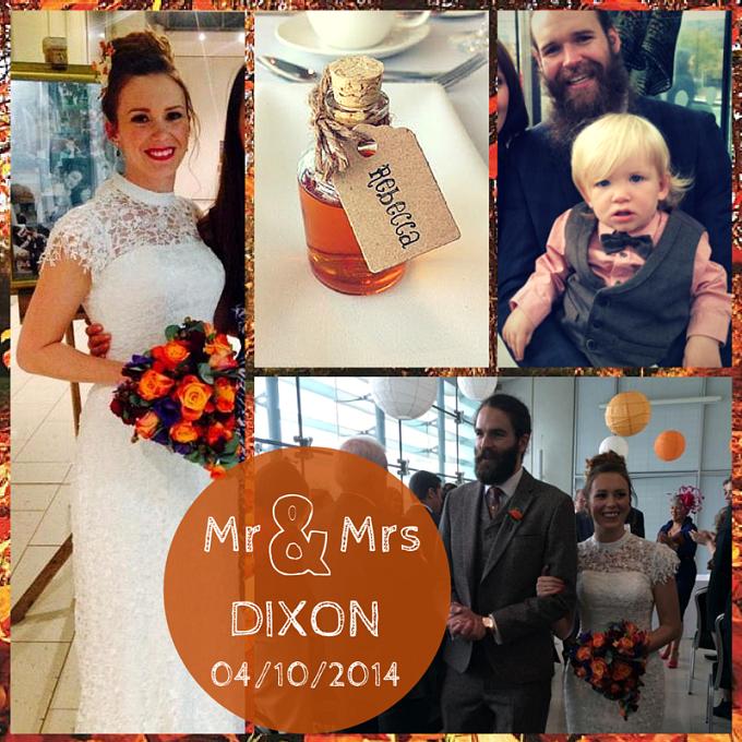 Luke and Liz Dixon Wedding