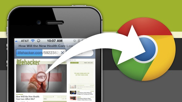 Chrome iOS 7 Expected Features