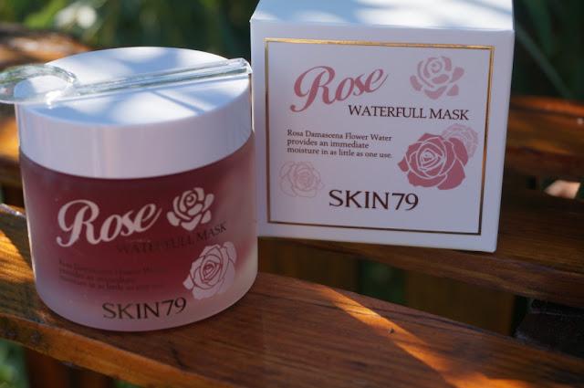 Maska różana SKIN79 z kwasami AHA, czyli profesjonalna pielęgnacja cery w domowym zaciszu