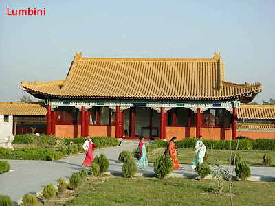Beautiful Places in Lumbini