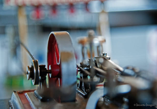 miniatuur in stoommuseum medemblik