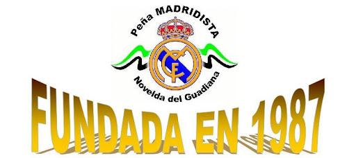 Peña Madridista de Novelda del Guadiana