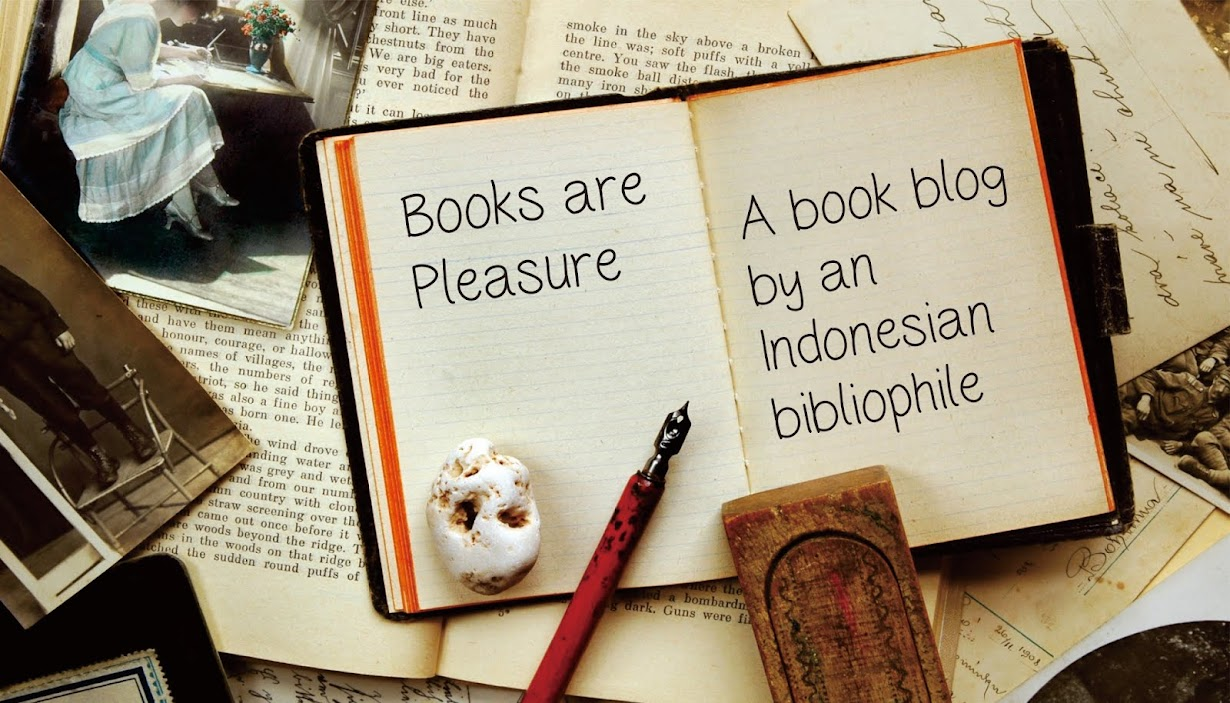 Books Are Pleasure