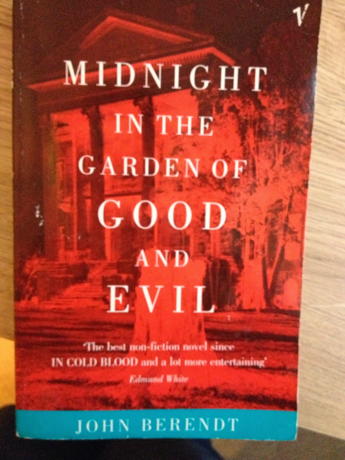 Down to earth with a bump book review no 3 midnight in - Midnight in the garden of good and evil book ...