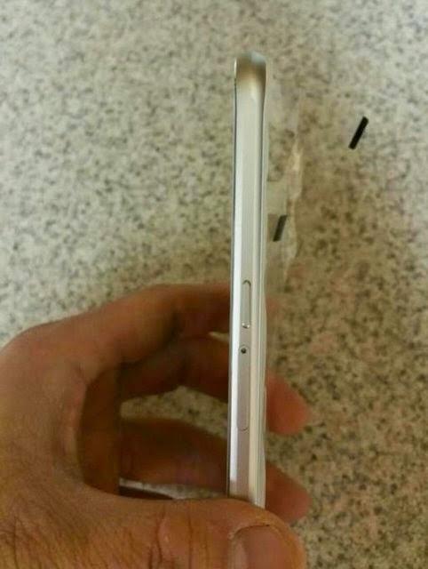 Samsung Galaxy S6 Yan