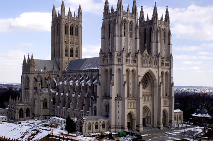 Catedral Nacional de Washington (Foto: Divulgação)
