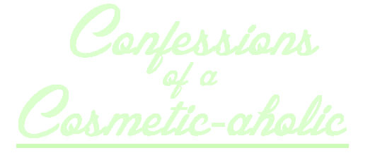 Confessions of a Cosmetic-aholic