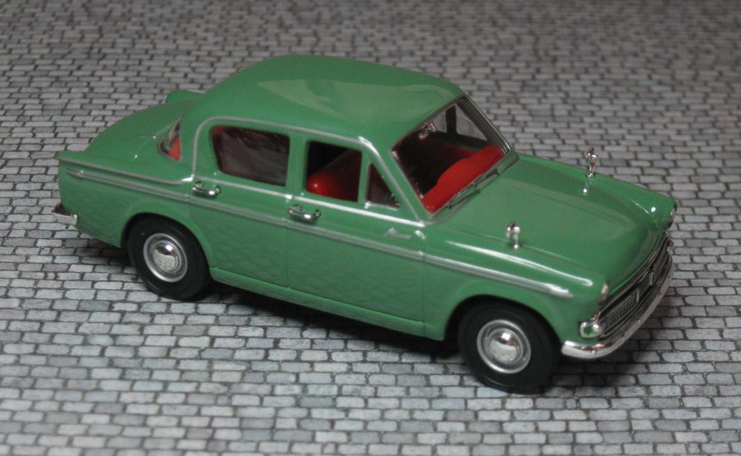 collection 43: UK 1950/60 :Berlines / Saloons / Sedans