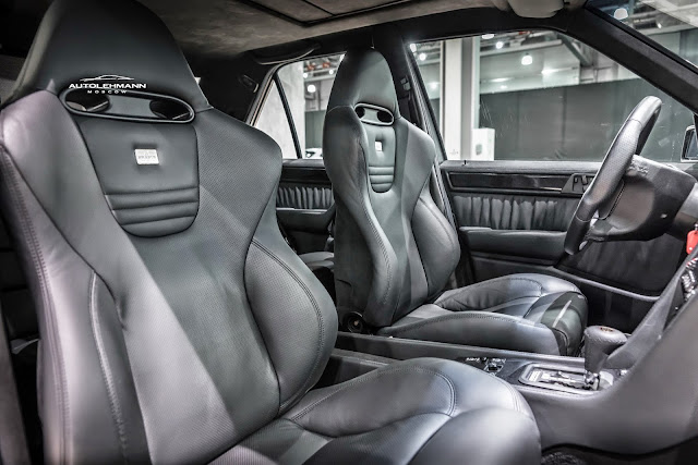 w124 seats brabus