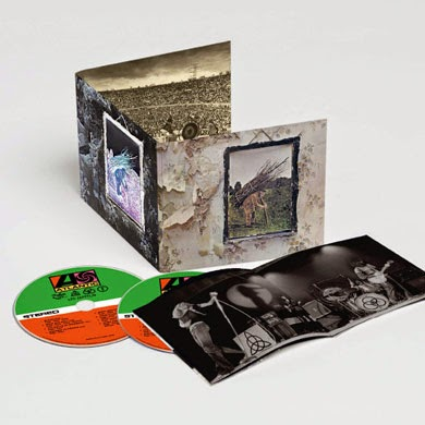 Preview Quot Led Zeppelin Iv Quot And Quot Houses Of The Holy Quot Deluxe
