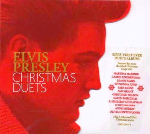 Elvis Christmas Duets  00575 zoom Holiday of Surprises #Giveaway Event Week 1