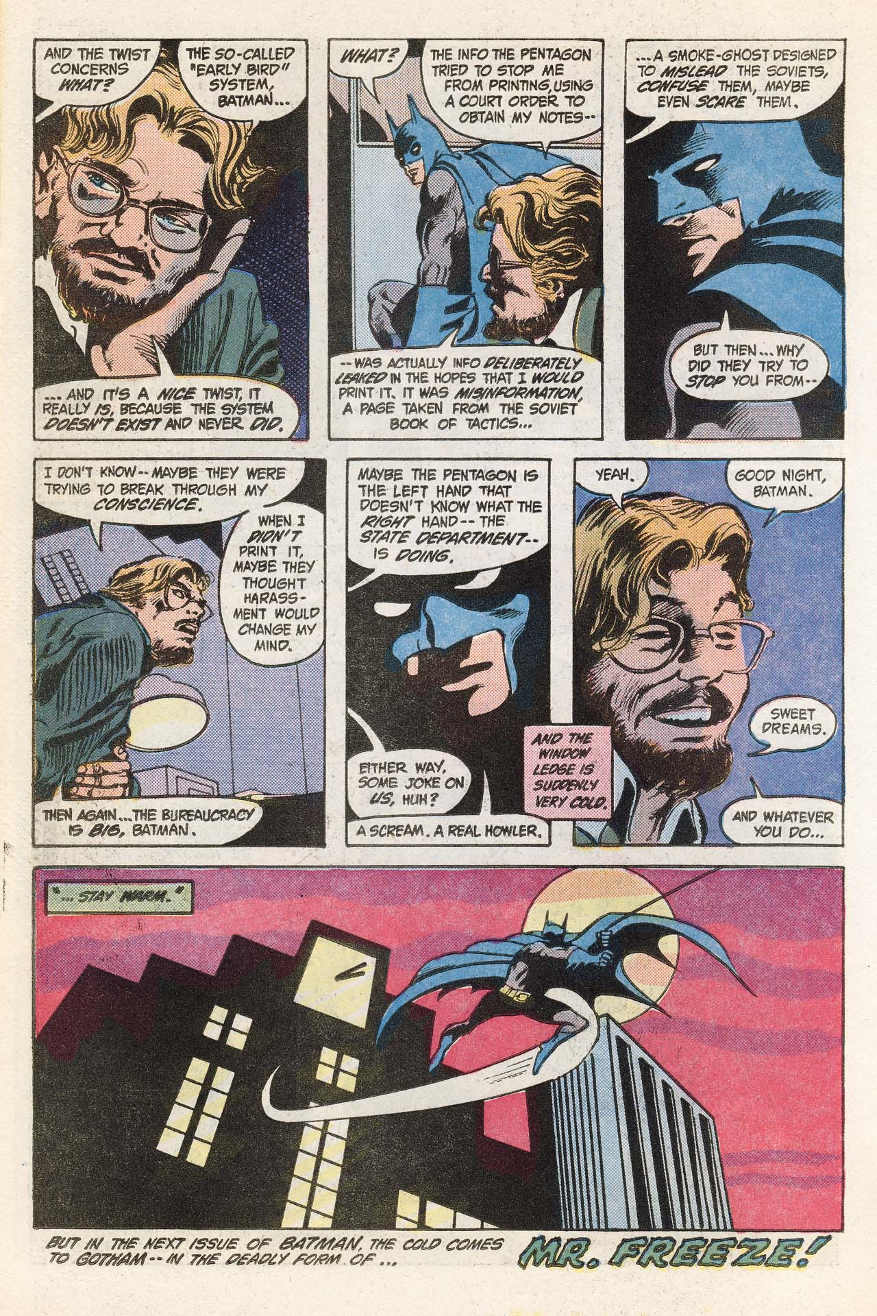 Detective Comics (1937) Issue #541 Page 21