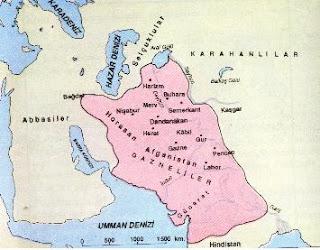 Gazne Devleti - Gazneli Mahmut