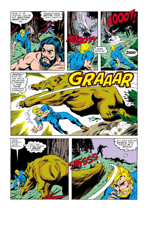 Captain America (1968) Issue #336 #265 - English 18