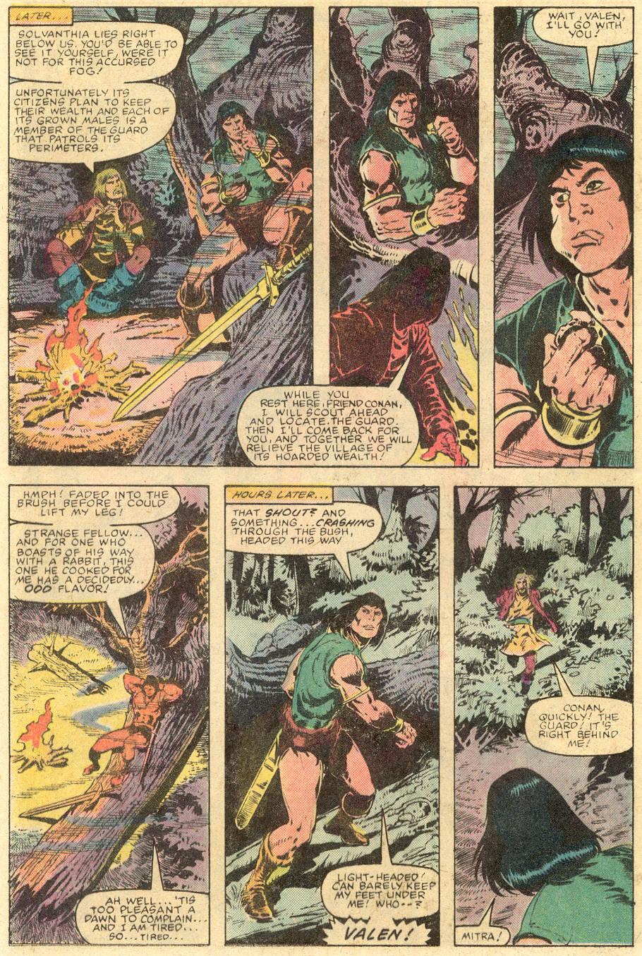 Conan the Barbarian (1970) Issue #143 #155 - English 9