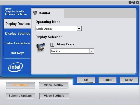 Intel Graphics Media Accelerator Driver Vista Download
