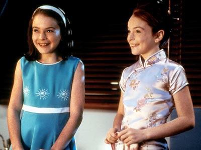 the parent trap, hallie and annie, 1998, glitter daiquiri