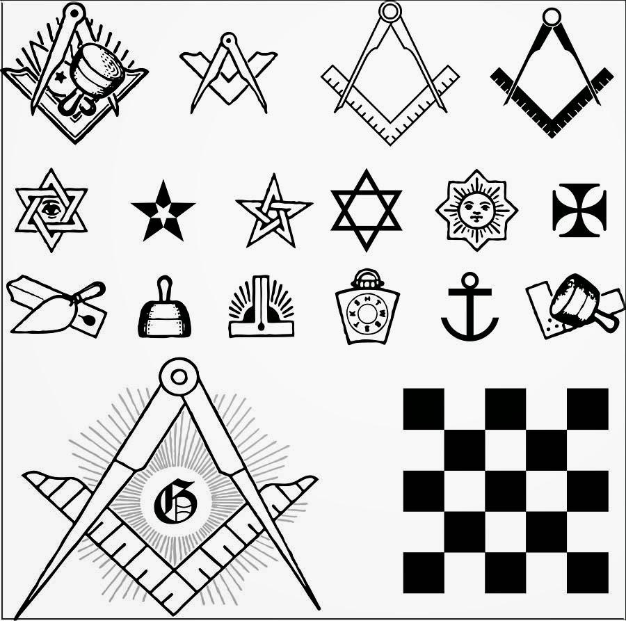 Image result for símbolos masones