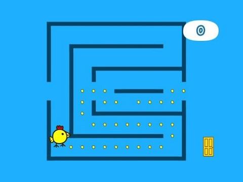 Peppa Pig maze game
