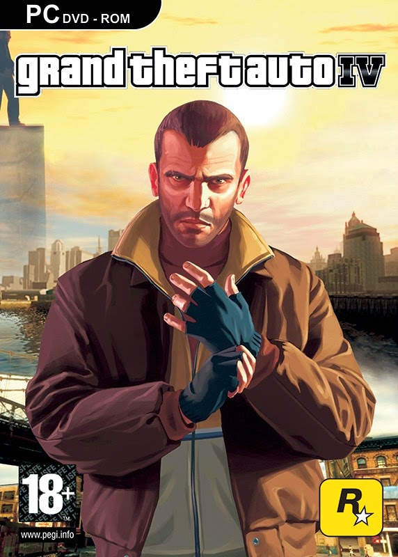 Grand Theft Auto 4 Maximum Graphics Repack