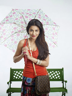 Actress Shruthi Han Latest Pictureshoot for Poojai Movie (1)