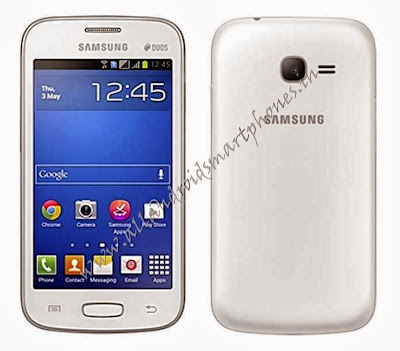 Samsung Galaxy Star Pro S7262 Wi-Fi Android Phone White Images & Photos Review
