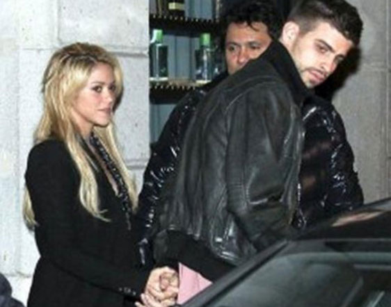 Columbian superstar pop singer Shakira is single, after dating her 24 ...