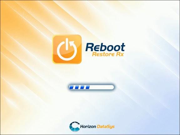 برنامج Reboot Restore Rx