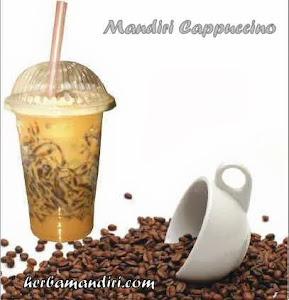 Cappuccino Cincau