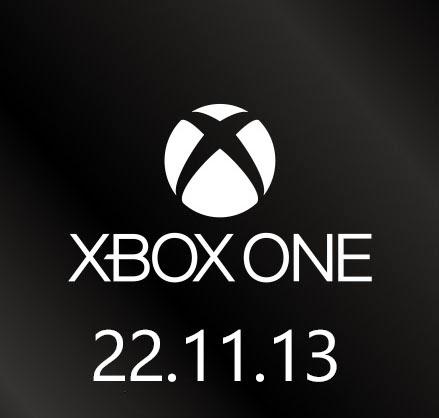 Xbox Box lançamento dia 22/11/13