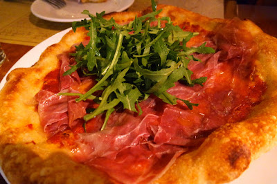 Prosciutto di Parma at Pizzeria Mozza Marina Bay Sands