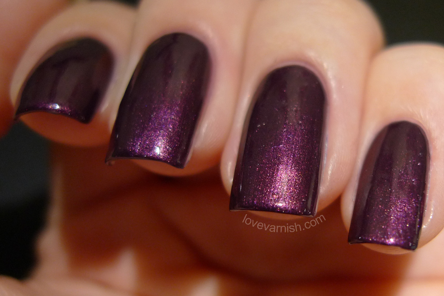 Catrice First Class Up-Grape swatches review