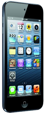 5th Gen iPod Touch Black Color