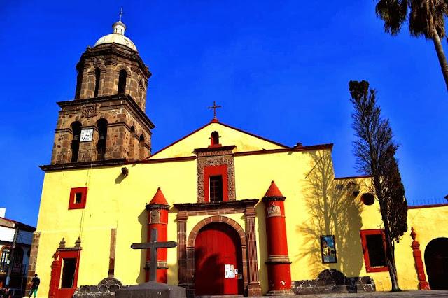 Parroquía de Santiago Apóstol - Tonalá