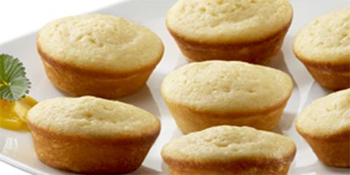 recetas postres Muffins Durazno